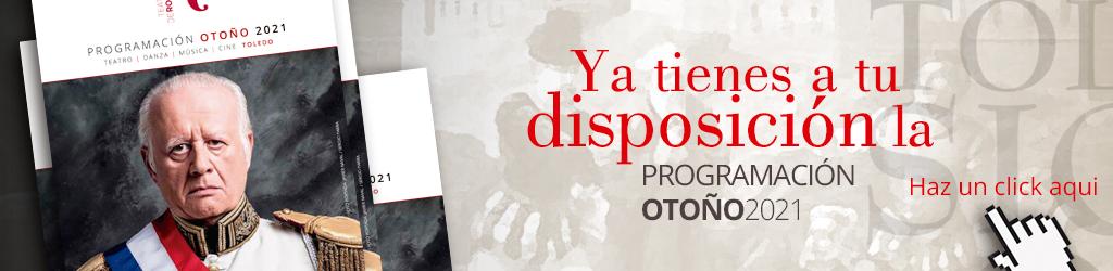 Teatro de Rojas Octubre 2021