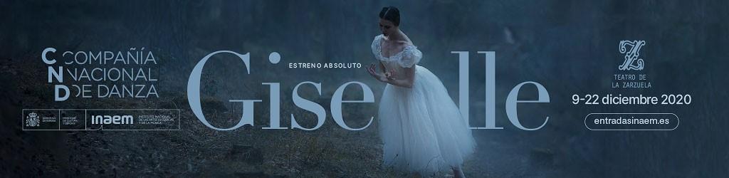 Compañía Nacional de Danza Giselle 2020