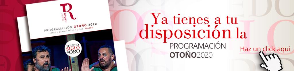 Teatro de Rojas Octubre 2020