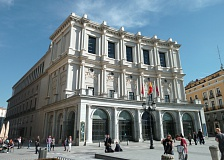 Teatro Real. Madrid